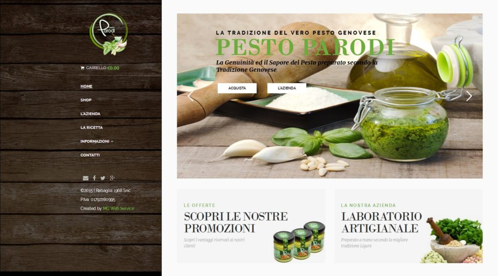 Pesto Parodi