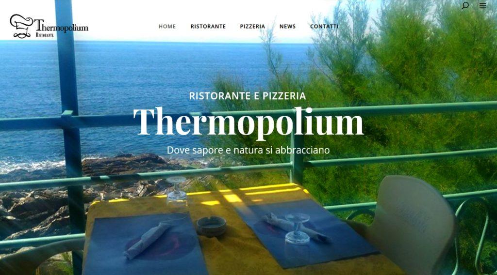 Ristorante e Pizzeria Thermopolium