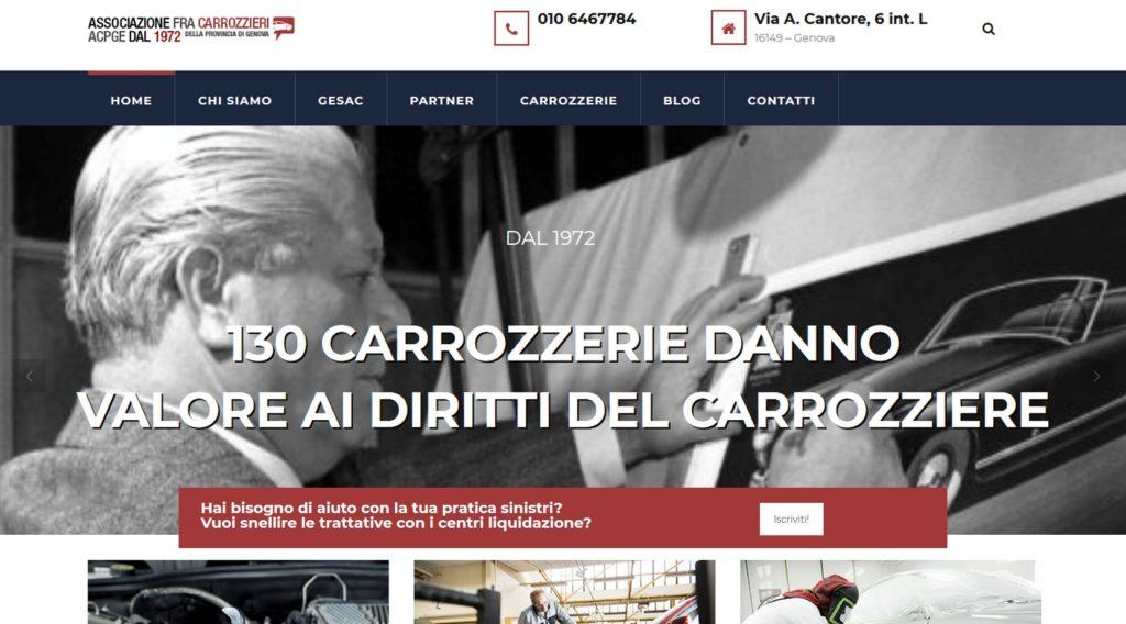 Associazione Carrozzieri GE